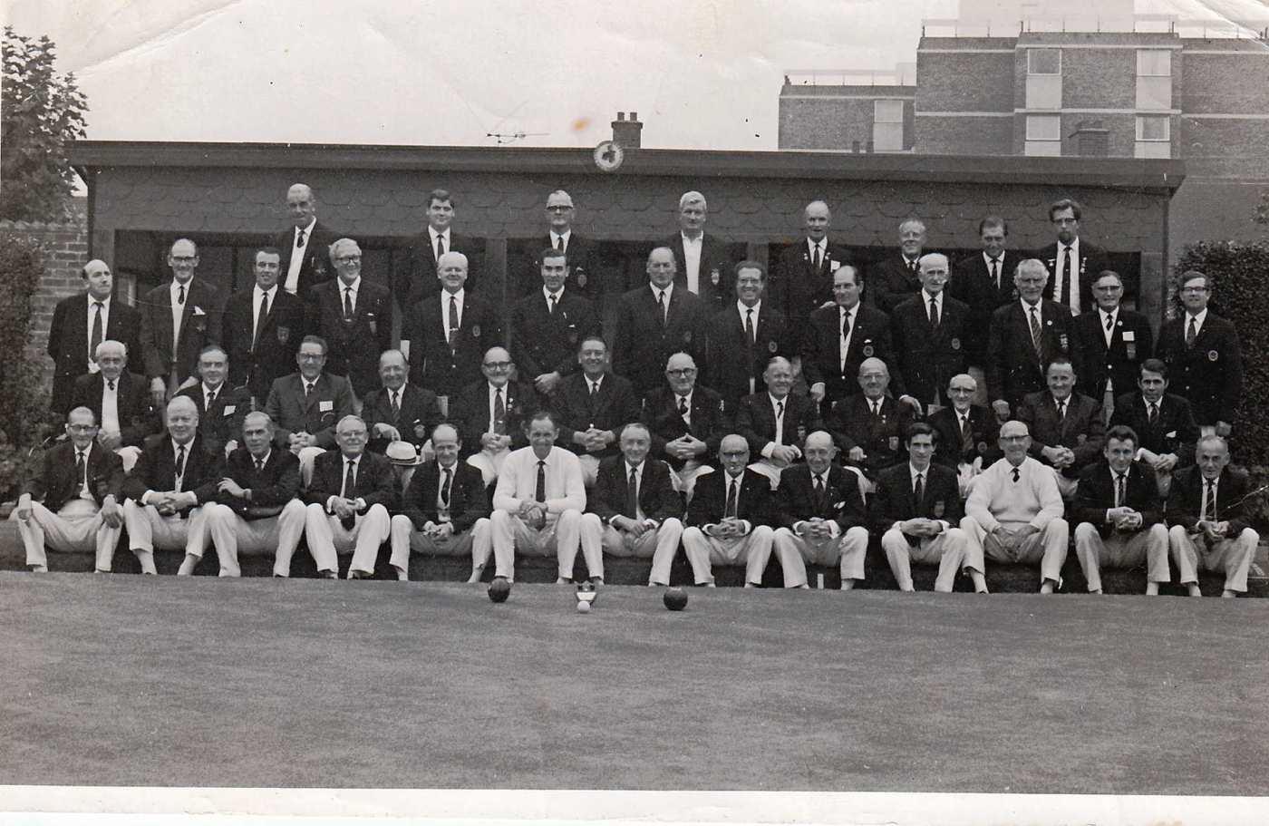 Sth London Bowling Club 1970 a